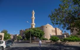 Mešita Sultana Qaboos Jama