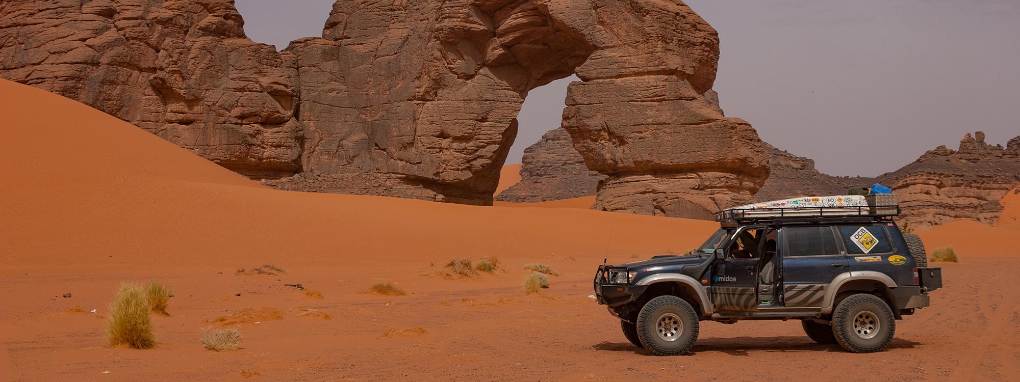 Libya, Libyan Desert